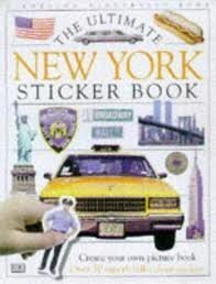 9780789497161: New York (Ultimate Sticker Books)