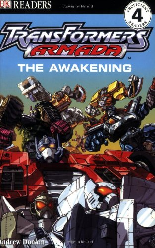9780789497413: Transformers Armada: The Awakening (Dk Readers. Level 4)