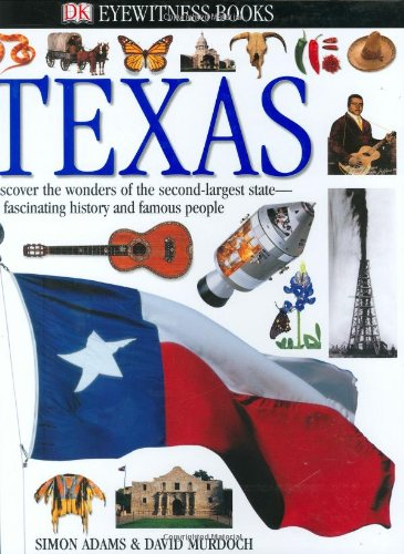 9780789497451: Texas (Eyewitness Books)