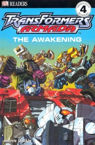 9780789498038: Transformers Armada: The Awakening (Dk Readers. Level 4)