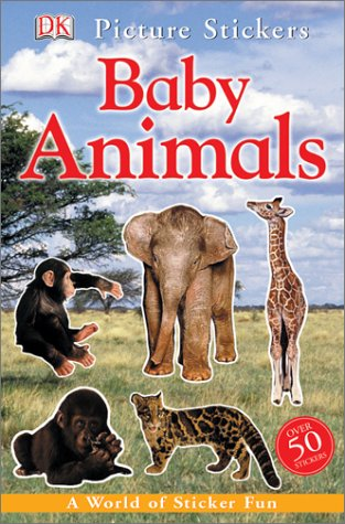 Baby Animals (DK Picture Stickers): DK Publishing