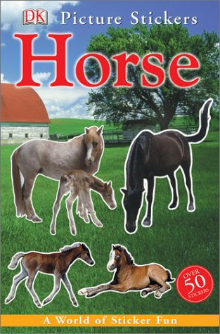 9780789498267: Horse (DK Picture Stickers)