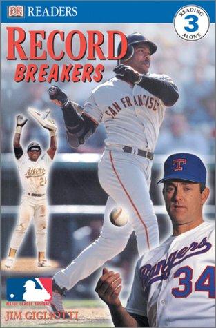 Record Breakers (DK READERS): DK Publishing