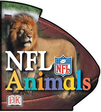 NFL Animals Board Book: DK