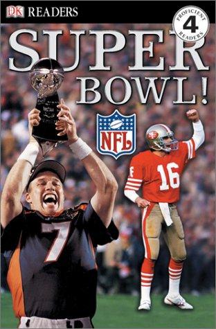 9780789498656: Super Bowl! NFL Reader (DK Readers)