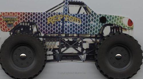 9780789498755: Reptoid (Monster Jam Wheelie)