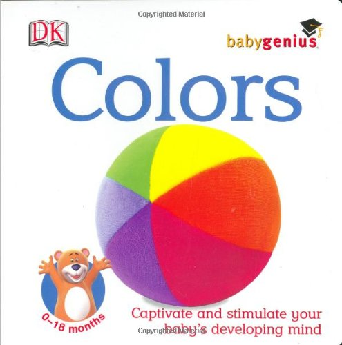 9780789498816: Colors (Baby Genius)