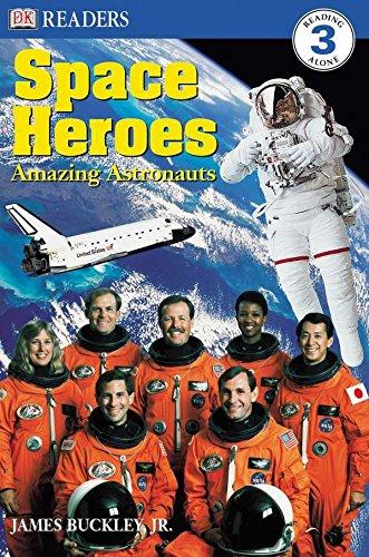 9780789498960: DK Readers L3: Space Heroes: Amazing Astronauts (Dk Readers: Level 3)