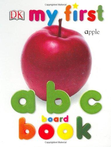 9780789499004: My First ABC Board Book (My 1st Board Books)