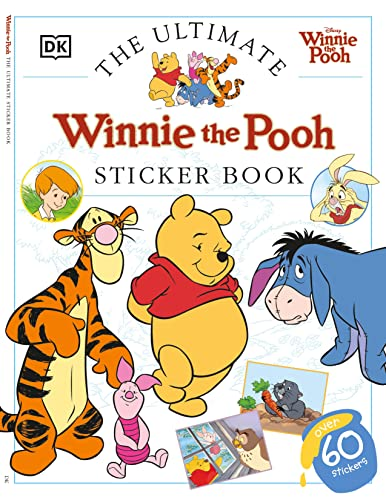 9780789499967: Ultimate Sticker Book: Winnie the Pooh (Ultimate Sticker Books)