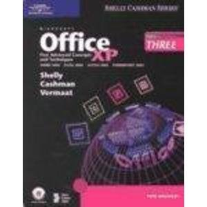 9780789562913: Microsoft Office XP: Post Advanced Concepts and Techniques (Shelly Cashman)