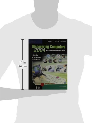 9780789567031: Discovering Computers 2004: A Gateway to Information, Introductory
