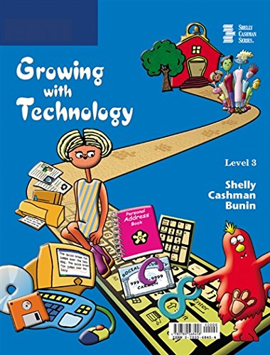 9780789568458: Growing with Technology: Level 3