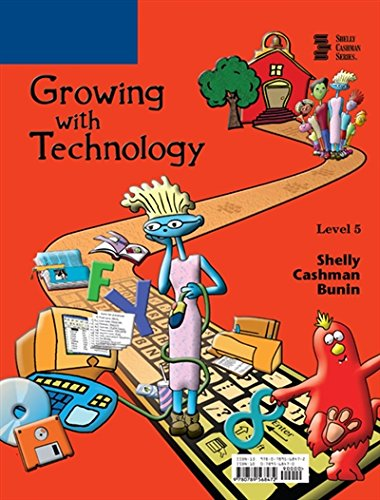 9780789568472: Growing With Technology, Level 5