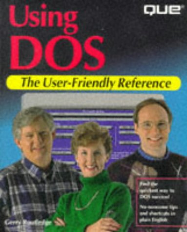 Using DOS: Gerry Routledge, Gerald