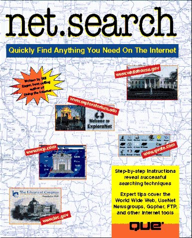 Net.Search/Quickly Find Anything You Need on the: Eager, William