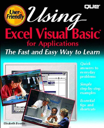 9780789703255: Using Excel Visual Basic for Applications
