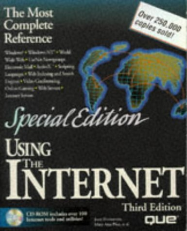 9780789708465: Using the Internet: Special Edition (Using ... (Que))