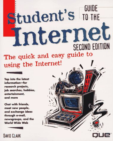 9780789708816: Student's Guide to the Internet