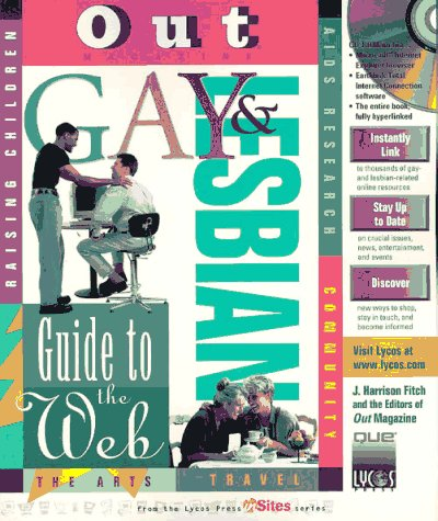 9780789710598: Out's Gay & Lesbian Guide to the Web (The Lycos Insites Series)