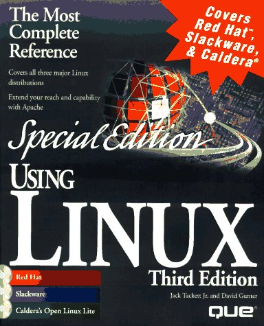 9780789711328: Special Edition Using Linux