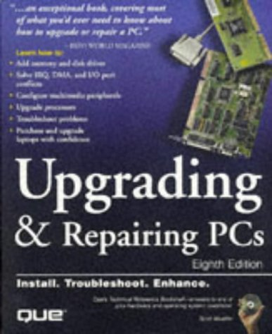 9780789712950: Upgrading and Repairing PCs