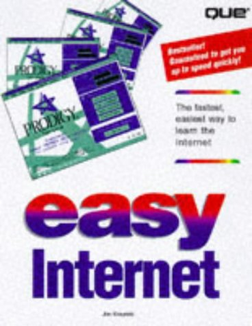 Easy Internet (9780789716392) by Joe Kraynak