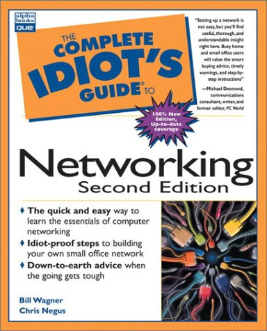 9780789718020: The Complete Idiot's Guide to Networking