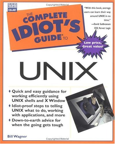 9780789718051: The Complete Idiot's Guide to Unix