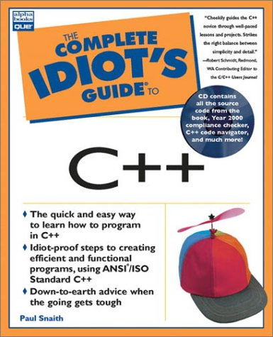9780789718167: The Complete Idiot's Guide to C++