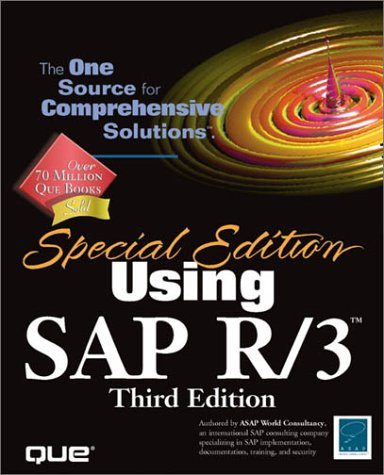 9780789718211: Special Edition Using SAP R/3 (3rd Edition)