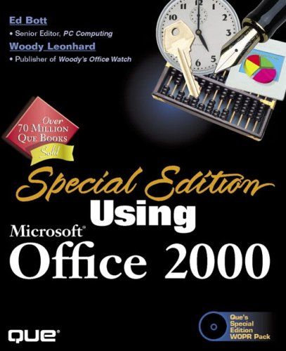 9780789718426: Special Edition Using Microsoft Office 2000