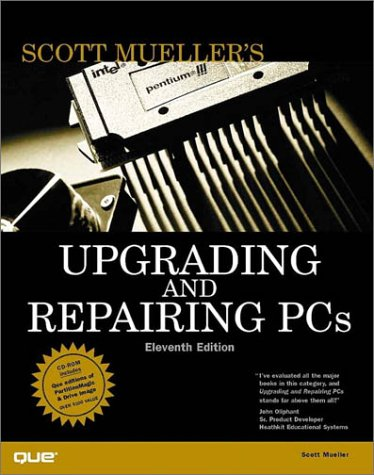9780789719034: Upgrading and Repairing PCs (Scott Mueller library)