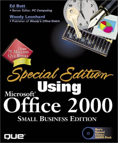 9780789719690: Special Edition Using Microsoft Office 2000 Small Business Edition