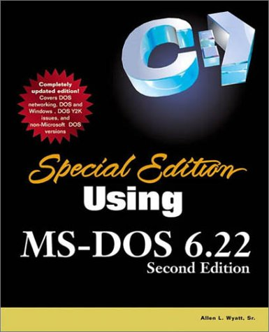 9780789720405: Special Edition Using MS-DOS 6.22