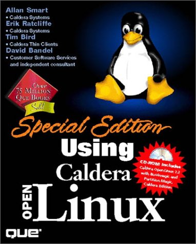 9780789720580: Special Edition Using Caldera Openlinux