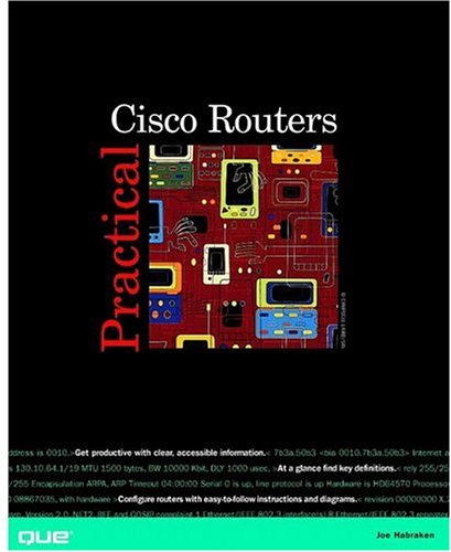 9780789721037: Practical Cisco Routers (Practical series)
