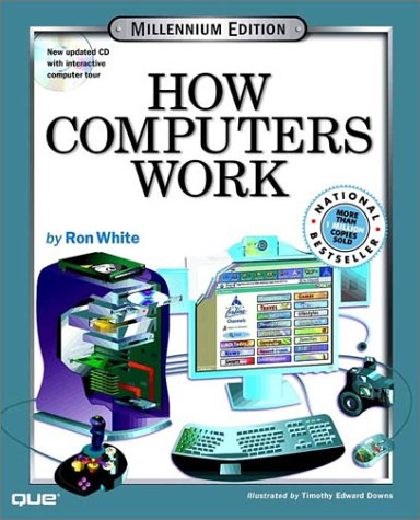 9780789721129: How Computers Work with CDROM (How Computers Work, 5th ed)