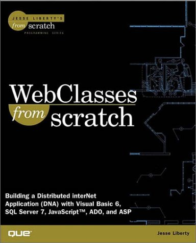 9780789721266: WebClasses From Scratch