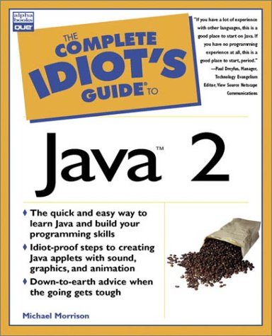 9780789721310: The Complete Idiot's Guide to Java 2