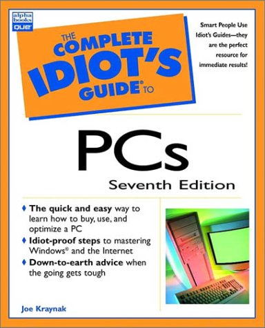 9780789721358: Complete Idiot's Guide to PCs, Seventh Edition (Complete Idiot's Guide)