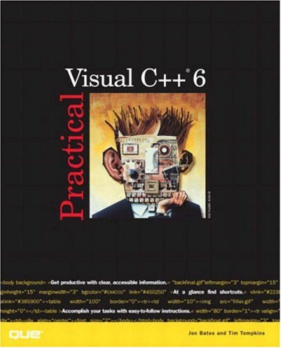 9780789721426: Practical Visual C++ 6