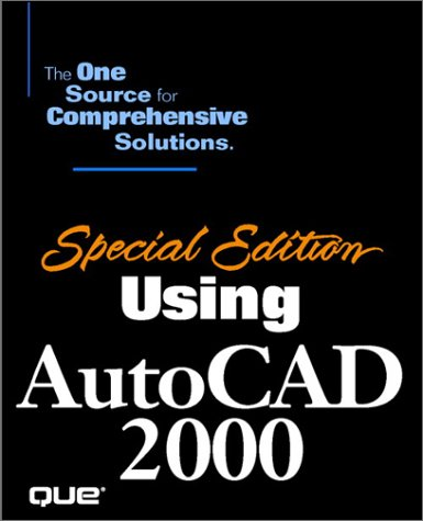 9780789721495: Special Edition Using AutoCAD 2000 (Using (Special Edition))