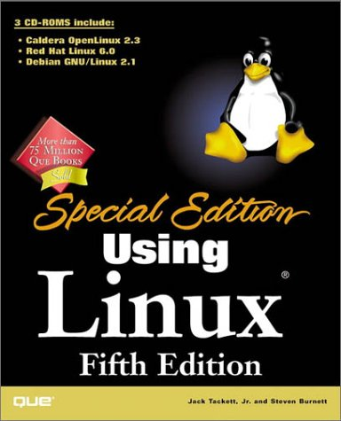 9780789721808: Special Edition Using Linux (5th Edition)
