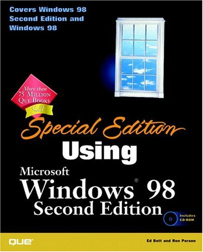 9780789722034: Special Edition Using Windows 98 (2nd Edition)