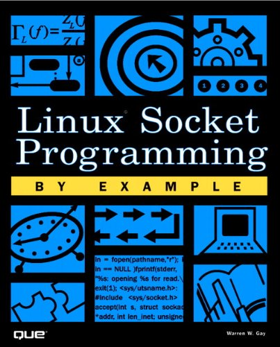 9780789722416: Linux Socket Programming by Example
