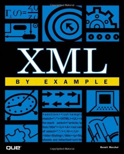 9780789722423: XML by Example