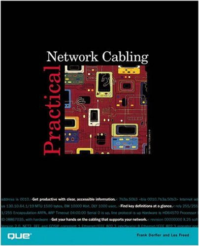 9780789722478: Practical Network Cabling