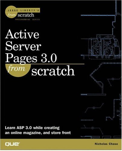 9780789722614: Active Server Pages 3.0 from Scratch