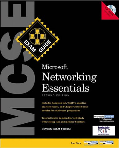 9780789722652: MCSE Networking Essentials Exam Guide (2nd Edition) (Exam Guides)